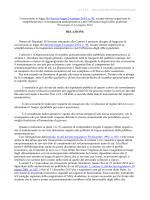 Conversione in legge - decreto n.90 del 24 giugno 2014