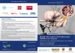 Hands-On Course On Endoscopic Middle Ear Surgery
