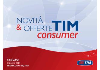 Canvass Consumer Mobile - Giugno 2014