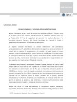 Comunicato stampa Dynamic System: il principio attivo