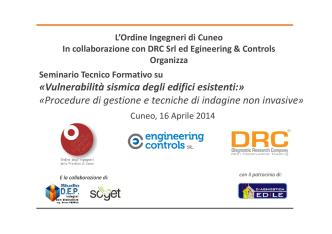 Atti del Convegno 16-04-2014