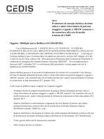 Obblighi nuova Delibera 421/2014/R/EEL