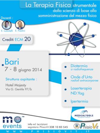 Brochure e programma