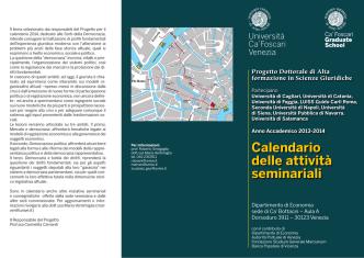 2013-2014 - Università Ca