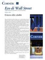 Eco di Wall Street