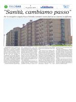 rassegna stampa - Azienda Sanitaria Regionale del Molise