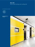 Download brochure - ReLAB