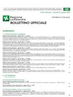 Regione Lombardia: Documento completo.