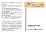 Programma Lebole - Conservatorio Paganini