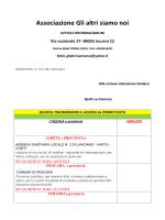 Offerte di lavoro mese di giugno 2014