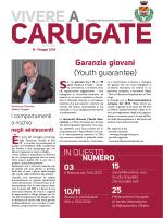 N.1 - Giugno 2014 - Comune di Carugate
