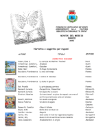 03 R - 2014 - Completo - Biblioteche della Provincia di Reggio Emilia