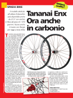 Tananai Enx Ora anche in carbonio