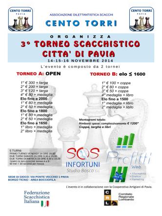 3 - Pavia Scacchi