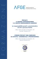 Scarica e stampa la brochure - Alta Formazione Giuridico Economica