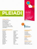 Gruppo Pleiadi
