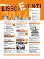 giugno 2014 - Eventi e Sagre