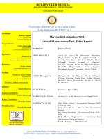 Not.nr.5 PALLINI - Rotary Club Brescia Moretto