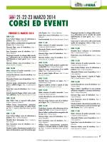 Corsi ed eventi in fiera - GAL Terra dei Trulli e di Barsento