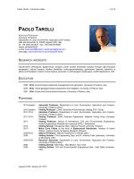 PAOLO TAROLLI