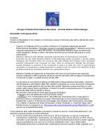 Newsletter 3 - Società Italiana di Neonatologia