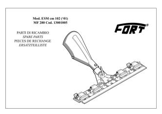 01) MF 280 Cod. 13001005