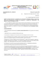 ufficio scolastico regionale per la sicilia direzione generale
