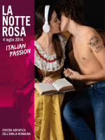 programma - Notte Rosa