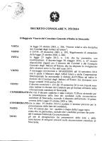 Comitato Elettorale Circoscrizionale - CEC