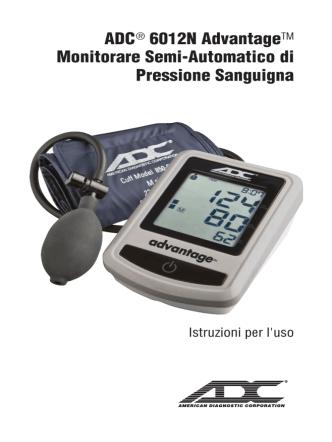 ADC® 6012N AdvantageTM Monitorare Semi