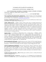 avviso - Comune di Genova