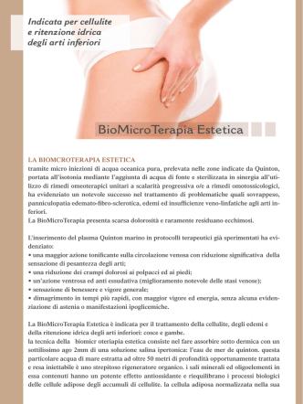 Bio-Microterapia - Studio Benessere Bellezza