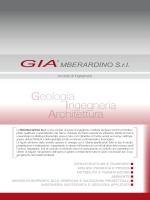 Architettura Ingegneria Geologia
