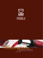 Bottles (448 Mb): pdf file - Fara : Vetrerie e Cristallerie