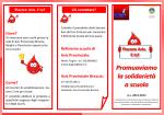 Brochure Avis scuole 2015 - Avis Provinciale di Brescia