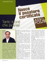 Tile Italia, n. 1-2014, Speciale Posa