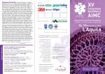 Programme et contacts