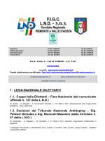 comunicato 47 del 13/02/2014