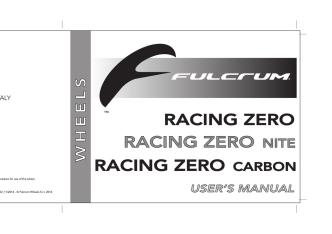 1 Mb - FULCRUM Wheels