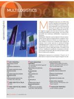 MULTILOGISTICS - Logistica Management
