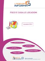 Fisco e casa: le locazioni - pdf