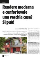 articolo - Minergie