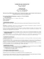 bando - Regione Calabria