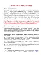 GUIDA Scambi internazionali - Università degli studi di Bergamo