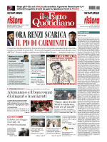 04 12 14 Il.Fatto.Quotidiano Mafia appalti