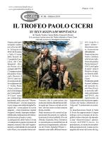 IL TROFEO PAOLO CICERI - giornale della cinofilia