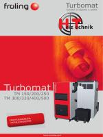 Turbomat - HT-Heiztechnik GmbH