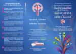 III Convegno apostolico brochure