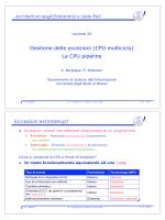 L22 CPU Pipeline - Home - Università degli Studi di Milano