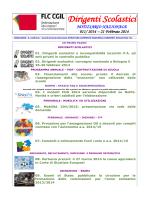 Dirigenti Scolastici - FLC CGIL Lombardia